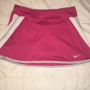 Nike dry fit women's skirt